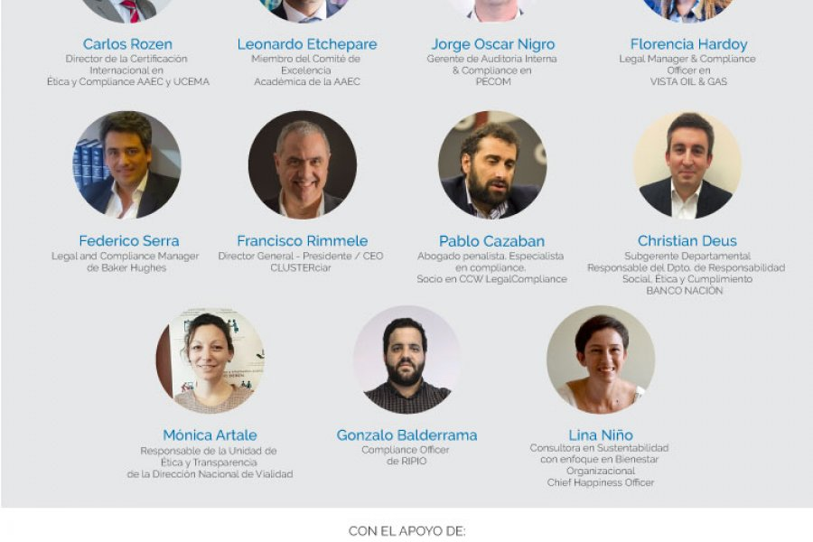 Realizarán el Primer Congreso Patagónico de Ética y Compliance